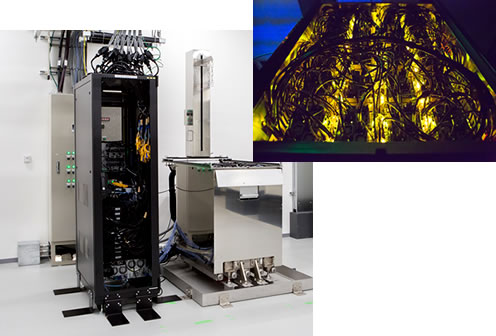 スーパーコンピュータ「kukai」...